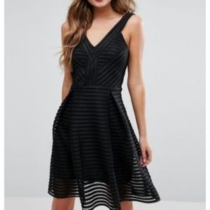 New Look Premium Bandage Lace Cocktail Party Dress